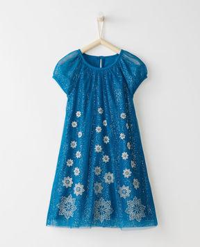 Hanna Andersson Disney Frozen Shimmer Dress