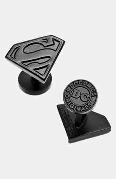 Cufflinks Inc. Men's Cufflinks, Inc. 'Superman Shield' Cuff Links