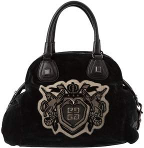 Givenchy Nightingale velvet handbag