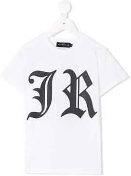 John Richmond Kids JR logo T-shirt