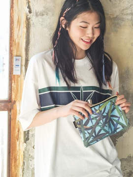 M Pouch Weed SB S M17305 small