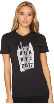 Asics Run NYC Tee Women's T Shirt