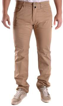 Gant Men's Beige Cotton Jeans.