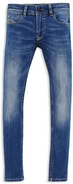 Diesel Boys' Tepphar Slim-Leg Jeans - Big Kid
