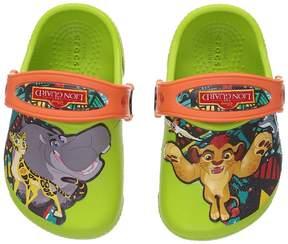 Crocs CrocsFunLab Lion GuardTM (Toddler/Little Kid)