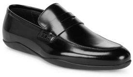Harry's of London Polished Leather Loafers