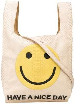 DAY Birger et Mikkelsen Gelareh Mizrahi 'Have a nice day' shopping bag