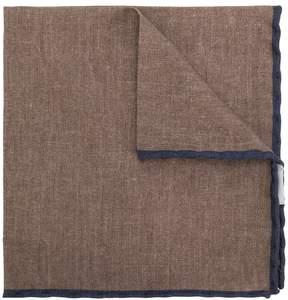 Eleventy contrasting edges scarf