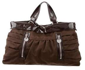 Philosophy di Alberta Ferretti Woven Handle Bag