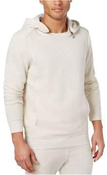 GUESS Mens Lux Brushed Terry Hoodie Sweatshirt