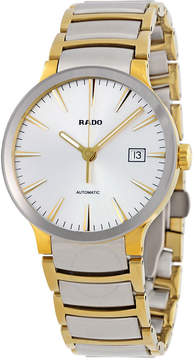 Rado Centrix Automatic Silver Dial Men's Watch