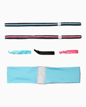 Sport Hair Wrap Set