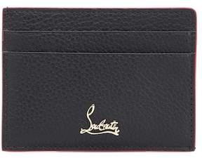 Christian Louboutin Leather card holder