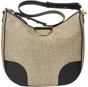 Borbonese Hobo Shoulder Bag