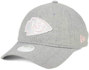 New Era Women's Kansas City Chiefs Custom Pink Pop 9TWENTY Cap