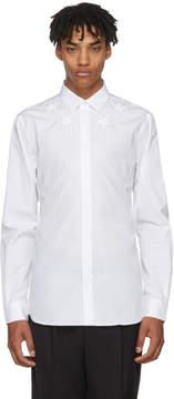 Givenchy White Stars Shirt