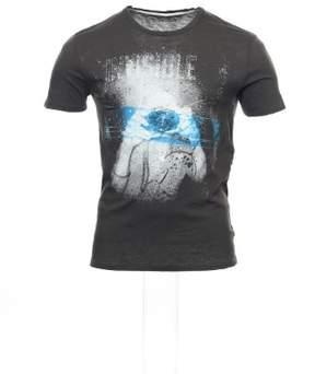 Converse Gray Graphic T-Shirt Tee Shirt