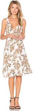 Amour Vert Brandy Wrap Dress