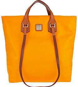 Dooney & Bourke As Is Windham Nylon North/South Leighton Tote