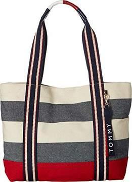 Tommy Hilfiger Bag for Women Canvas Item Shopper