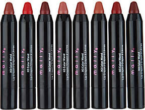 Mally Beauty Mally H3 Color Wand 8-piece Lip Library