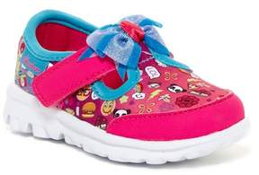 Skechers Go Walk Bow Mary Jane Sneaker (Toddler)
