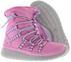Nike Rosherun Hi Sneakerboot Gradeschool Girl's Shoes Size