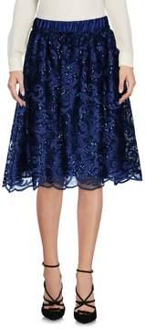 ADD Knee length skirts