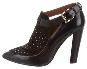 Rebecca Minkoff Studded Leather Booties