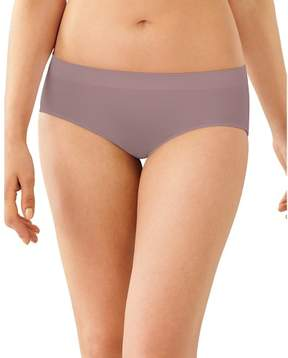 Bali 400004434564 Passion for Comfort Stretch Hipster Panty, Warm Steel - Size 9