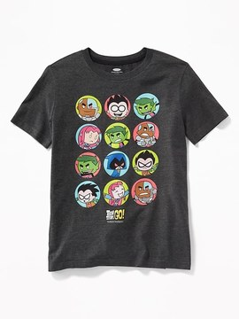 Old Navy DC Comics® Teen Titans Go! Graphic Tee for Boys
