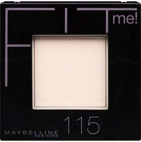 Maybelline New York Fit Me! Pressed Powder, 115, Ivory.