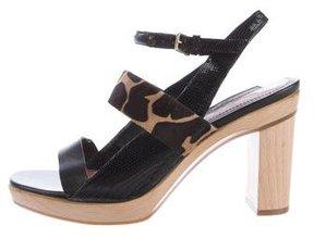Derek Lam Ankle Strap Sandals