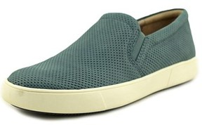 Naturalizer Marianne W Round Toe Leather Sneakers.