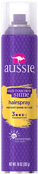 Aussie Dual Personality Sun-Touched Shine Aerosol Hairspray Maximum Hold