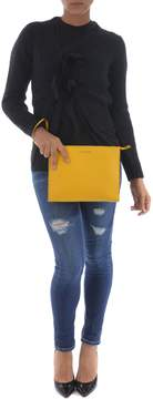Michael Kors Mercer Clutch - GIALLO - STYLE
