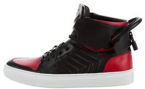 Buscemi 2017 110MM High-Top Sneakers