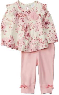 Laura Ashley Girls' 2Pc Pant Set