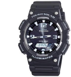 Casio Unisex Black Strap Watch-Aq-S810w-1av