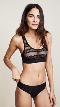Calvin Klein Underwear CK Black Electric Unlined Bralette