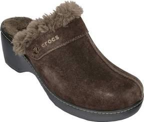 Crocs Cobbler Leather Clog (Women's)