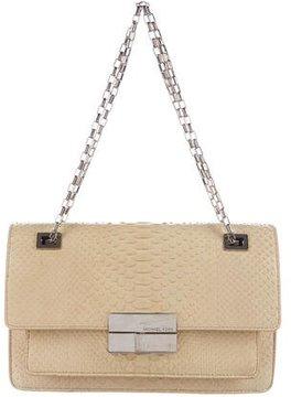 Michael Kors Python Shoulder Bag