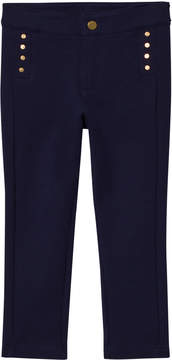 Mayoral Navy Jersey Sailor Trousers