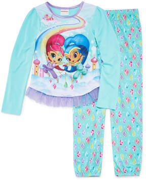 Nickelodeon 2-pc. Pant Pajama Set Girls