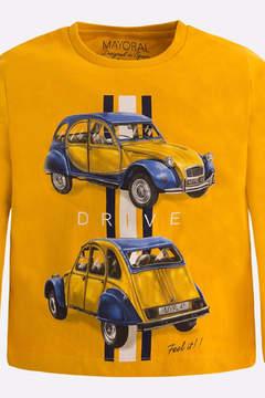 Mayoral Long Sleeved T-Shirt