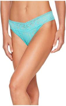 Hanky Panky Signature Lace Original Rise Thong Women's Underwear