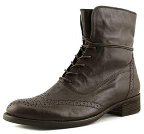 Gabor 71.631 Round Toe Leather Boot.