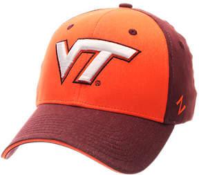 Zephyr Virginia Tech Hokies College Challenger Stretch Fit Hat