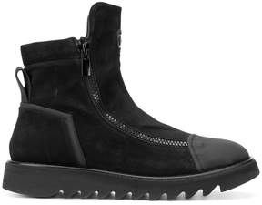 Bruno Bordese zipped ankle boots