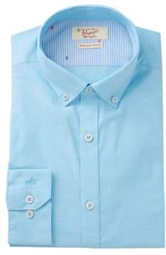Original Penguin Solid Slim Fit Shirt